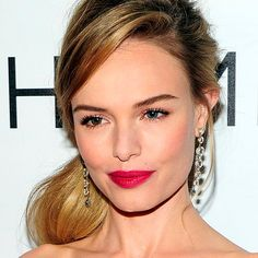 Kate Bosworth Inspires Us to Cheat on Red For the Holidays
