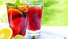 Les cocktails de Fêtes... sans alcool