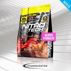NEW ENTRY | NITRO-TECH PERFORMANCE  Disponibile il NUOVO FORMATO ancora più conveniente di Nitro-Tech Perfomance da 4.5 kg. => Approfitta ora  #proteine #creatina   #aminoacidi   #allenamento   #palestra   #integrazione