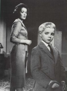 """Still from """"Village of the Damned"""", 1960. °"""