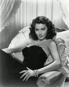 Ava Garner, sultry