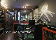 Projeto Loja Mercado Skate Shop | Verissimo Arquitetos