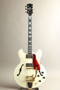 GIBSON CUSTOM SHOP[ギブソンカスタムショップ] Memphis ES-355 w/Bigsby VOS Classic White|詳細写真