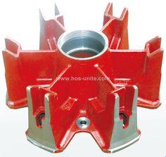 Axle Spare Parts, spoke wheel