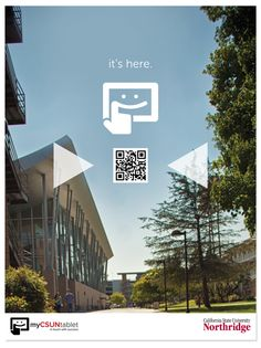 myCSUN Tablet Initiative Campaign on Behance