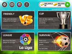 Head Soccer La Liga Hack Cheats Free Cash Free Coin