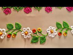 Rangoli Designs Flower, Rangoli Border Designs, Rangoli Designs Diwali, Kolam Designs, Diwali Rangoli, Diwali Decorations At Home, Rangoli Borders, Special Rangoli, Free Hand Rangoli Design