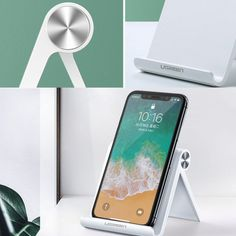 Creative Foldable Phone Tablet ABS Material Lazy Bracket Stand IPS01_7 Ipad Stand, Ipad Air 2, Phone Covers, Lazy, Mini, Creative, Mobile Covers, Phone Case