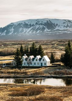 Pingvellir, Iceland:
