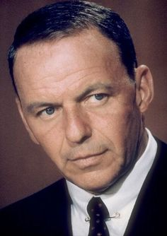 """Frank Sinatra. Known as """"The Voice & """"Chairman of the Board"""" Great actor, won an Oscar for best supporting actor in the movie ,""""From Here To Eternity"""""""