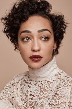 Ruth Negga The HollyWood Reporter