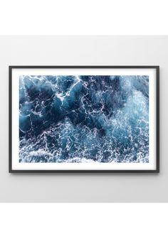 SIMPLY CREATIVE - OCEAN - A1 COLOUR PRINT