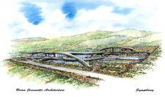 Symphony | Brion Jeannette Architecture | Newport Beach California | Energy Conscious Design