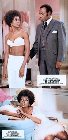 Lola Falana & Roscoe Lee Browne in The Liberation of L.B. Jones (1970)