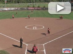 Watch as Coach Sandy Montgomery explains and the defense executes this Pressure Reps Drill. Softball Drills, Softball Coach, Fastpitch Softball, Baseball Videos, No Crying In Baseball, Southern Illinois, Coaching, Workout, Sports