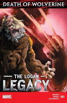 Death of Wolverine: The Logan Legacy #3