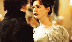 """""""Becoming Jane"""" James McAvoy is just PERFECT in this movie!<<<He made my heart in this scene! Jane Austen, Movies Showing, Movies And Tv Shows, Becoming Jane, 3 Movie, James Mcavoy, Pride And Prejudice, Period Dramas, Good Movies"""