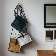 Uashmama Lunch Bag Dark Grey - The Future Kept - 3