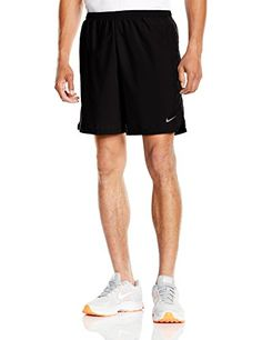 Nike Nike Challenger Dry Mens Running Shorts (XL X Daring Red/Black/Reflective Silver Tennis Shorts, Tennis Shoes Outfit, Nike Tennis, Yoga Shoes, Nike Men, Mens Running, Running Shorts, Mens Fashion, Workout