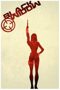 THE AVENGERS - Fan-Made Minimalist Poster Art — GeekTyrant