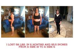 Nancy-63years old-started April 2013 #lost 11 1/2lbs & 6in in her first #8days; no longer a #diabetic, #glucose went from 131 to88, and #cholesterol down 251 to 198, #bmi dropped 5 points in 2 months. 6months down form a 18 to a 6  hcates07@gmail.com