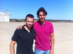 Rafael Nadal: Feliz cumpleaños Titín! Molts d'anys!  Happy Birthday Titín!