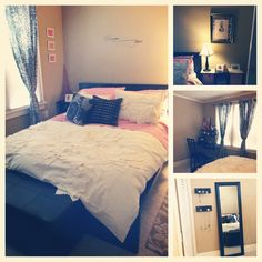 Young adult bedroom