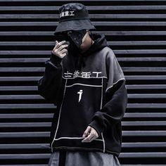 - Sleeve Length: Full- Thickness: Standard- Material: Cotton Best Streetwear Brands, Streetwear Shop, Streetwear Fashion, Style Hip Hop, Men's Style, Japanese Streetwear, Mens Joggers, Street Outfit, Hooded Sweater