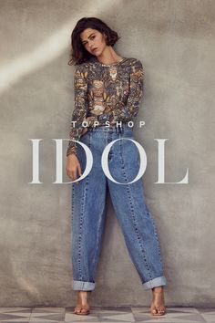 Kick-start your wardrobe for Spring Summer 2020 with Topshop IDOL Fashion Poses, Fashion Wear, Fashion Advice, Fashion Outfits, Womens Fashion, Topshop Style, Missoni, Cool Outfits, Casual Outfits