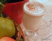 The Hazel Bloom: Hot Buttered Rum
