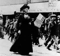 """Remembering the Birth of Labor Day in West Virginia ~ Mother Jones, the """"Miner's Angel"""", came to national attention in 1912-13, during the Paint Creek-Cabin Creek strike in West Virginia, because of the publicity resulting from frequent violence. In 1923, when she was 93 years old, she was still working among striking coal miners in West Virginia."""