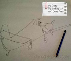 How Disney Story Artists Brought Planes to Life #DisneyPlanes #DisneyPlanesEvent #Disney