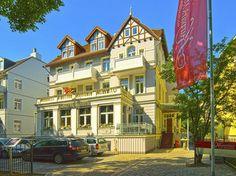 Prezzi e Sconti: #Kurparkhotel warnemuende a Rostock  ad Euro 79.82 in #Rostock #Germania
