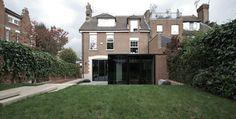 extérieur design et extension de maison