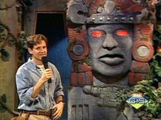 Legends of the Hidden Temple!  LOVED it!