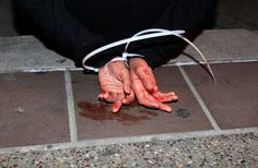 An Occupy demonstrator is arrested during a May Day protest in Oakland, California, on May 1, 2012.