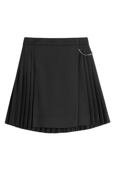 The Kooples Wool Skirt with Pleats, $285; stylebop.com
