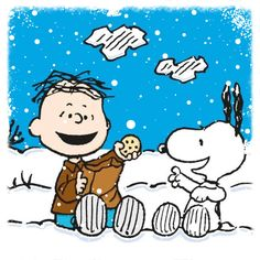 Linus and Snoopy