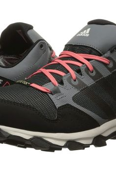 adidas Outdoor Kanadia 7 Trail GTX (Vista Grey/Black/Super Blush) Women's Shoes - adidas Outdoor, Kanadia 7 Trail GTX, S80302, Footwear Athletic General, Athletic, Athletic, Footwear, Shoes, Gift, - Fashion Ideas To Inspire