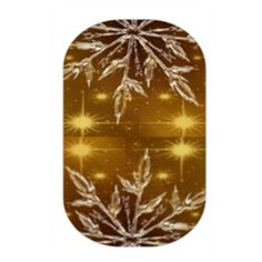 Gold Snowflakes | Jamberry