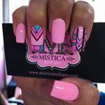 2,916 Likes, 10 Comments - Mistica Nail Spa (@misticanailspa) on Instagram