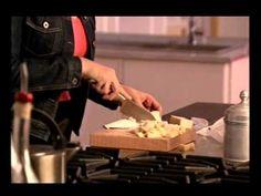 Nigella Lawson: Cheese Fondue: Express - YouTube