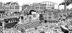 5m d'illustration - Ugo Gattoni