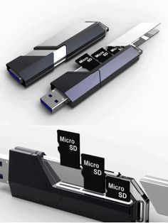 Coolest new technology for flashdrives