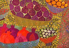В поисках названия блога и настроения, наткнулась на подборку иллюстрацийизраильского художникаChanan Mazal. Отнихна душе теплеет —все такое уютноеи домашнее, скатерти эти, ковры, посуда, фрукты… А по атмосфере напомнило не только Израиль, но иАрмению. Читать на эту темуПривет!Перемены после переезда: когда страшно — закрой глаза и сделайWORLDWIDELOVE-интервью о межнациональных отношениях в Ливане: о муже-финикийце, ливанских армянах …