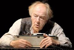 Harry Potter actor Sir Michael Gambon retires from the stage because he can no longer remember his lines - News - Theatre & Dance - The Independent Michael Gambon, Theatre Shows, Samuel Beckett, Harry Potter Actors, Old World Charm, Arts And Entertainment, People Photography, Art And Architecture, Retirement