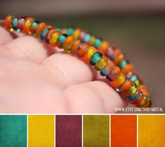 Art Bead Scene Blog: Art Bead Palette :: Meital