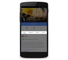 Nouvelles pages mobiles FB pour e-commerçants et PME