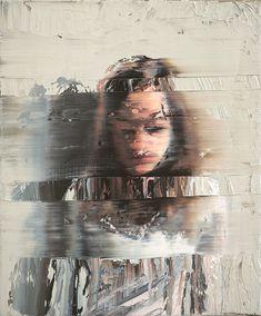 Andy Denzler #bleaq #art #distortion