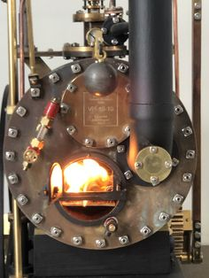 johnsmachines | machines which I have made, am making, or intend to make, and some other stuff. If you find this site interesting, please leave a comment. Toy Steam Engine, Steam Boiler, Gas Turbine, Oil Refinery, Maker Shop, Man Cave Garage, Rocket Stoves, Survival Kit, Denial